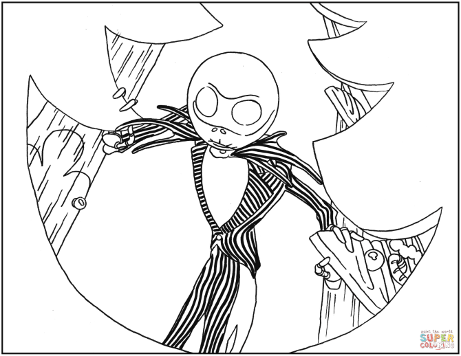 Beetlejuice Coloring Page Coloring