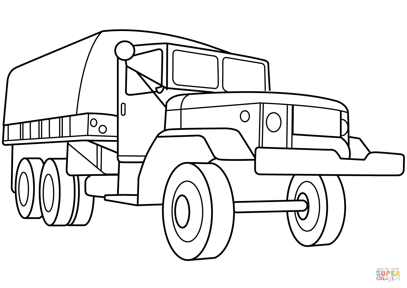Army Truck Graphics