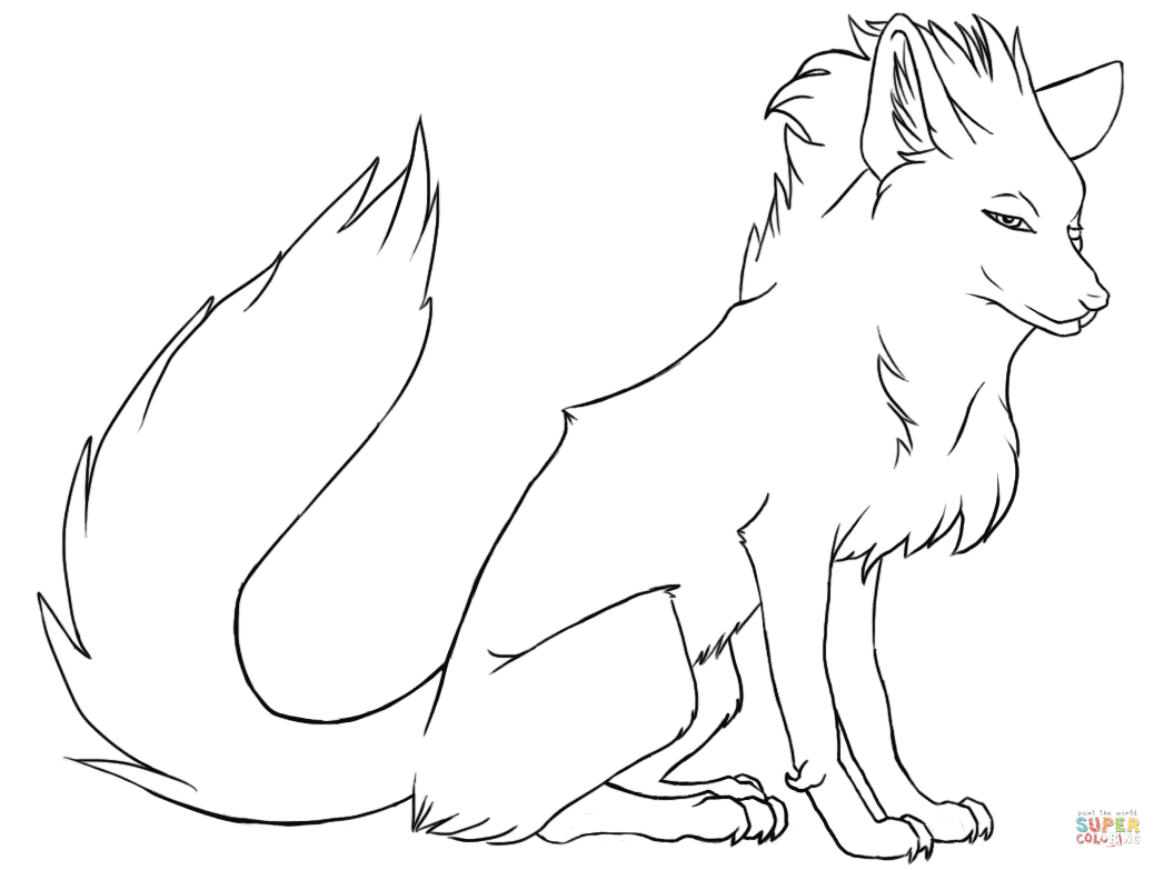 arctic fox coloring page walrus coloring pages print cooloring