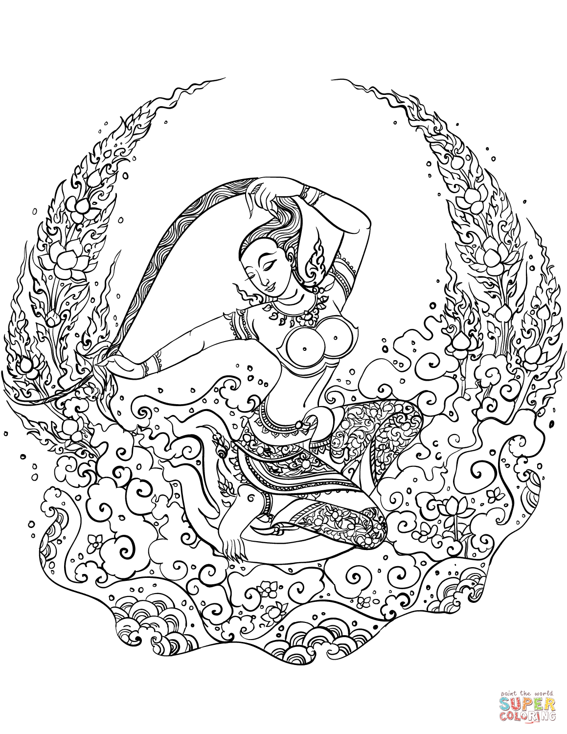 buddha coloring pages free coloring pages download xsibe