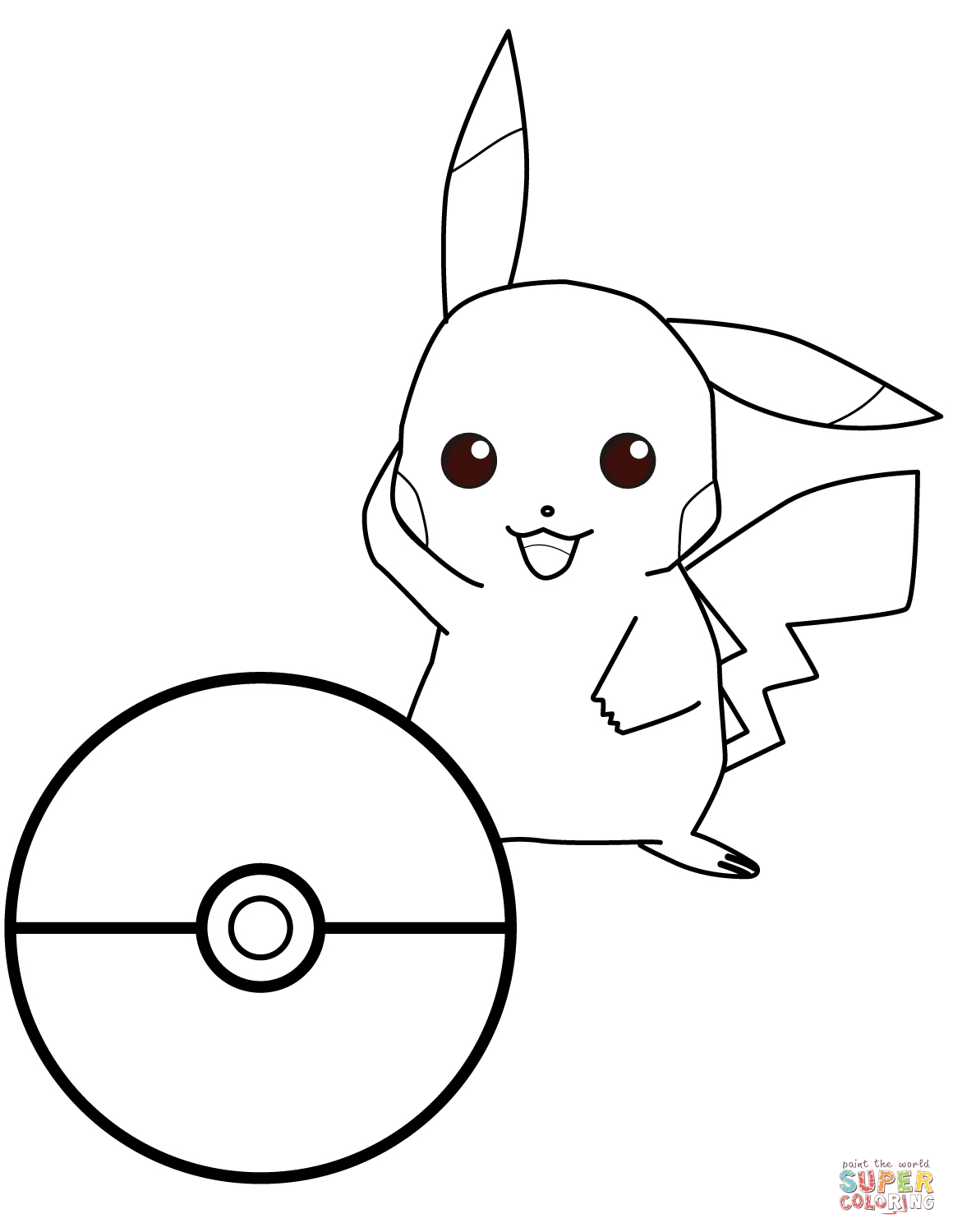 Pokemon Go Coloring Pages Free Coloring Pages