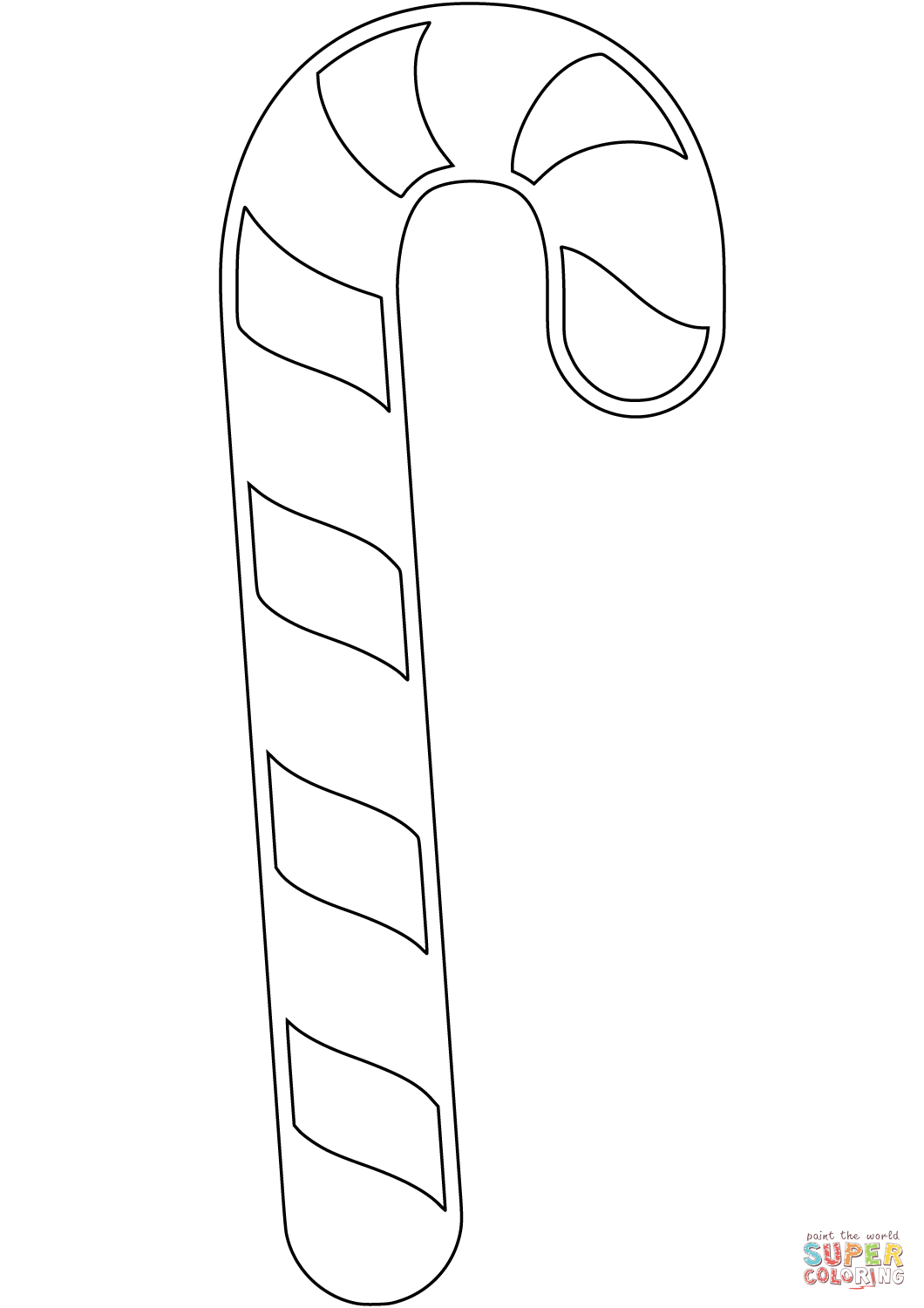 Candy Canes | Free Printable Templates & Coloring Pages ... | 1500x1060