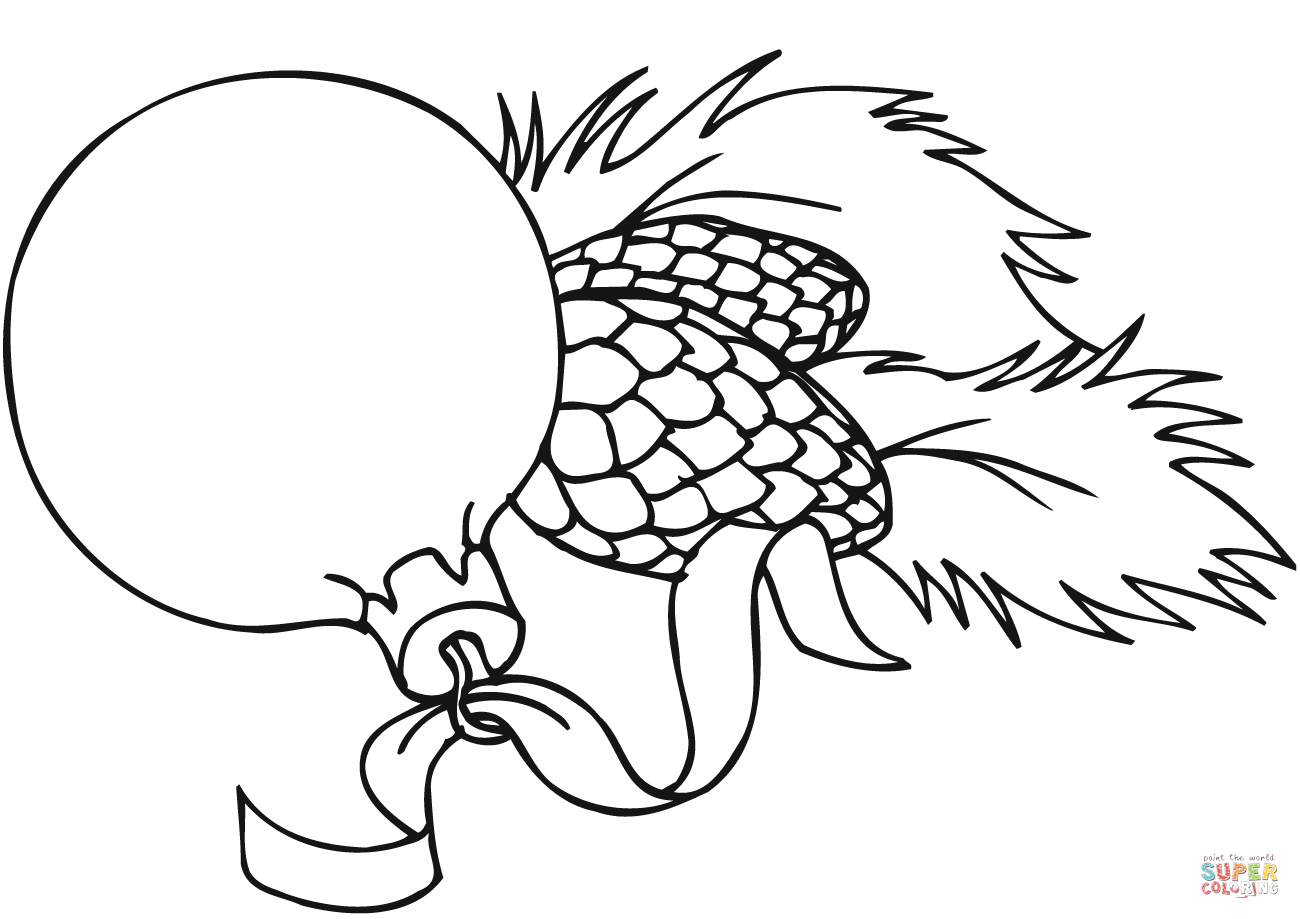 - Christmas Ornaments Coloring Page Free Printable Coloring Pages