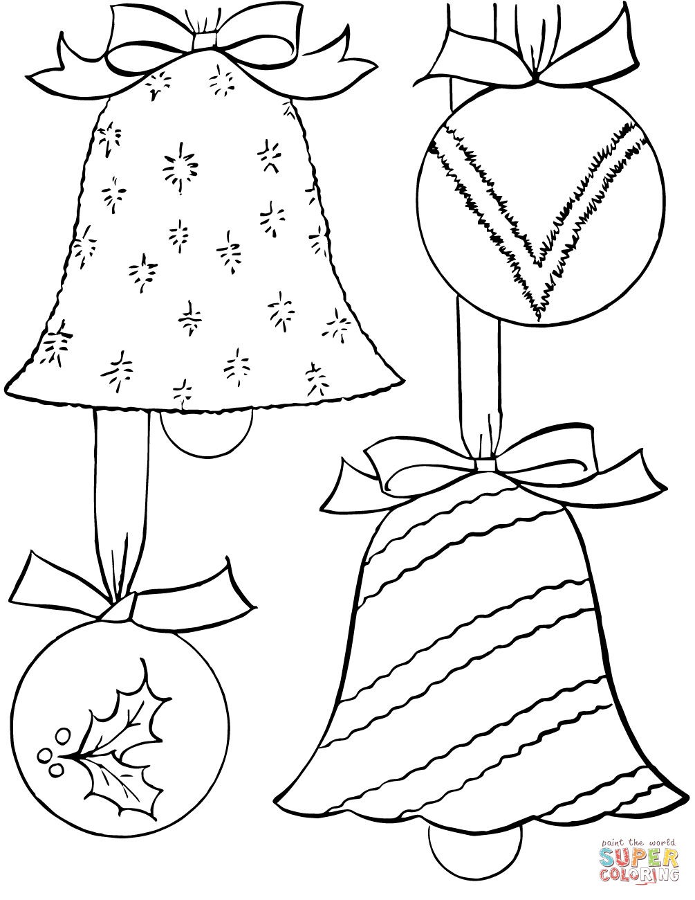 Door Window With Curtains Coloring Pages