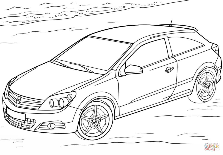 Opel Astra M Larbok