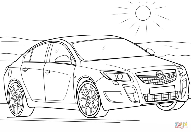 Opel Astra Car