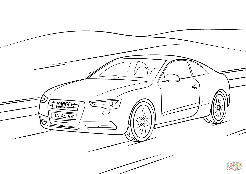 A6 Audi A5