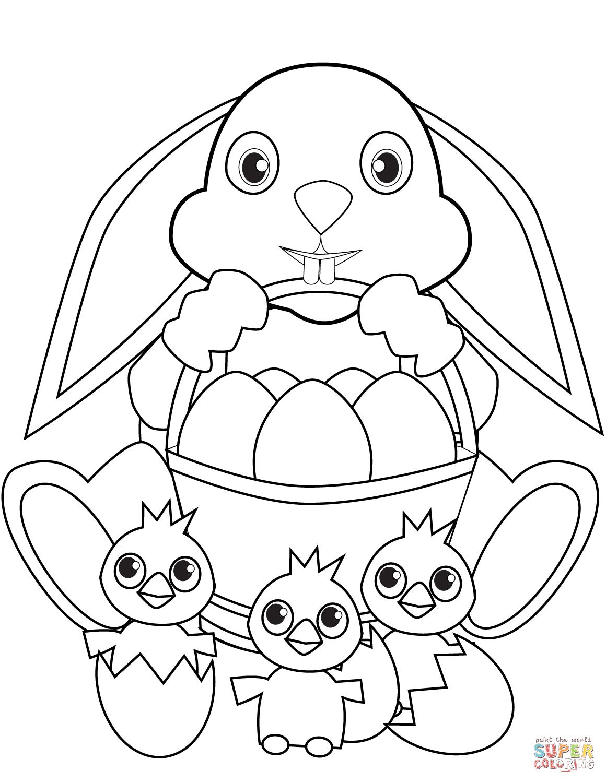 Dibujos Para Colorear Conejitos Cheap Disney Coloring