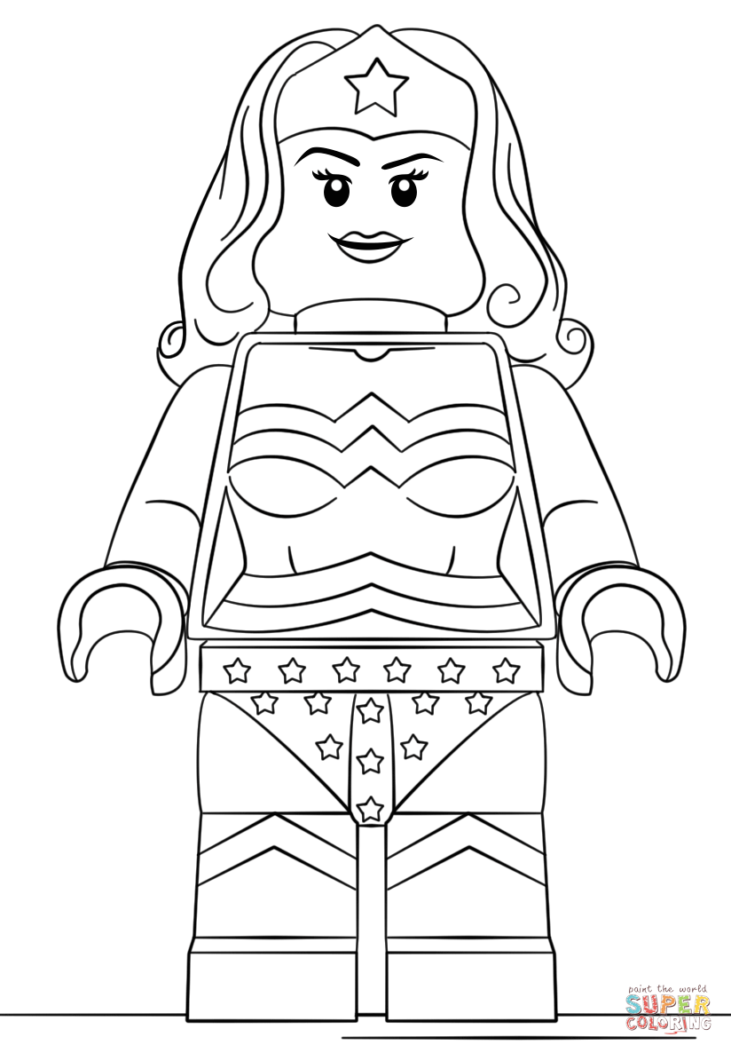 Coloring Pages Of Legos Free Coloring Pages Download | Xsibe lego ...