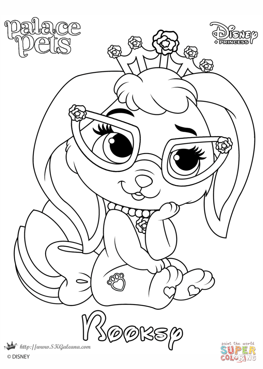 booksy princess coloring page  free printable coloring pages
