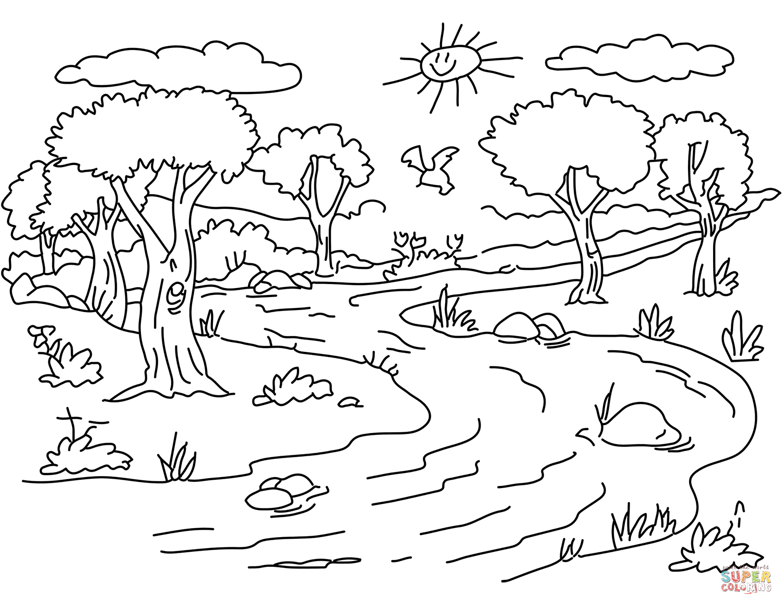 Nile River Worksheet