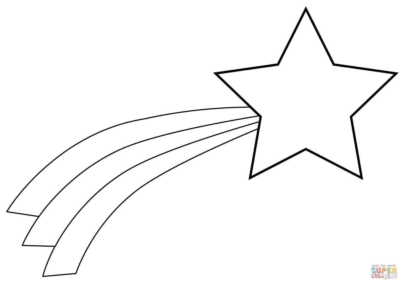 Christmas Star Worksheet
