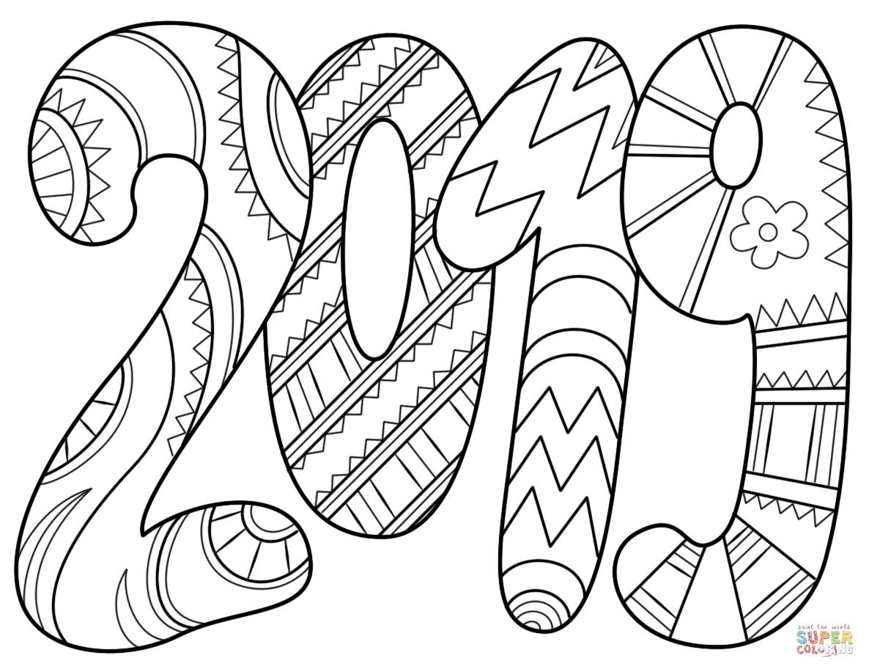 Dibujo De Para Colorear