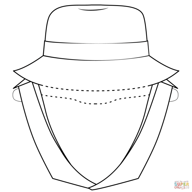 Spy Mask coloring page  Free Printable Coloring Pages