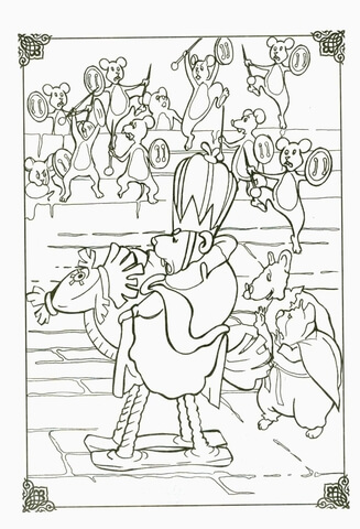 the nutcracker coloring pages free coloring pages