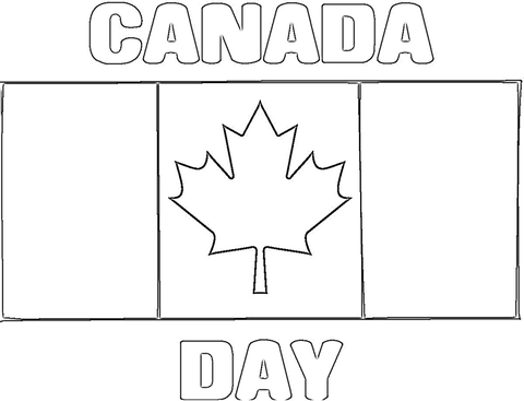 canada flag coloring page free printable coloring pages