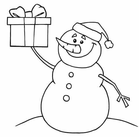 up a christmas present coloring page free printable coloring pages