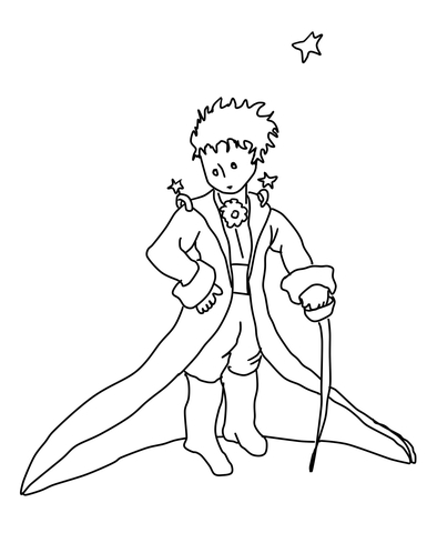 prince coloring pages # 72
