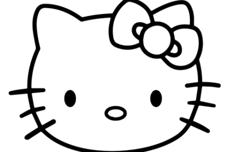 Kitty Printable Templates Google Search Kid Free Hello Template In Women Com
