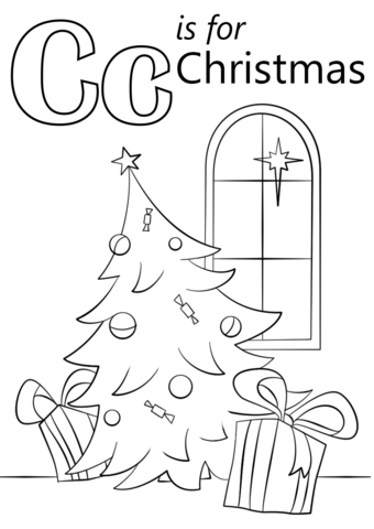 Best Letter C Coloring Pages For Preschoolers Contemporary New