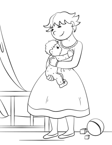 people coloring pages free coloring pages
