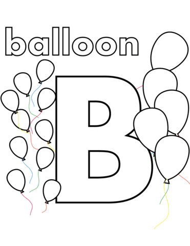 Letters And Alphabet Coloring Pages Free Coloring Pages