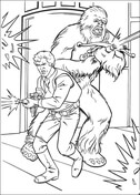 princess leia coloring page free printable coloring pages