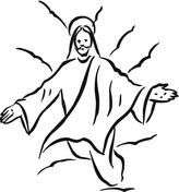Ausmalbilder Jesus Auferstehung Malvorlagen Kostenlos