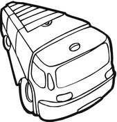 ambulance coloring page free printable coloring pages