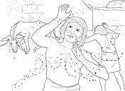 Ausmalbilder Die Gyptischen Plagen Malvorlagen