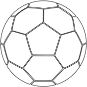 soccer coloring pages free coloring pages