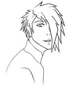 rj anime boy portrait by sugarcoatedlollipops from anime boys
