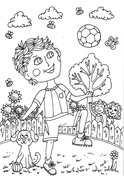 Summer Coloring Pages Free Coloring Pages