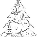 Christmas Tree Template Free Printable Papercraft Templates