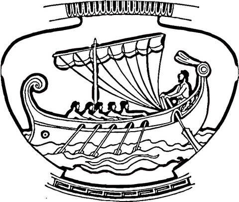greek flag coloring page print versioncolor online