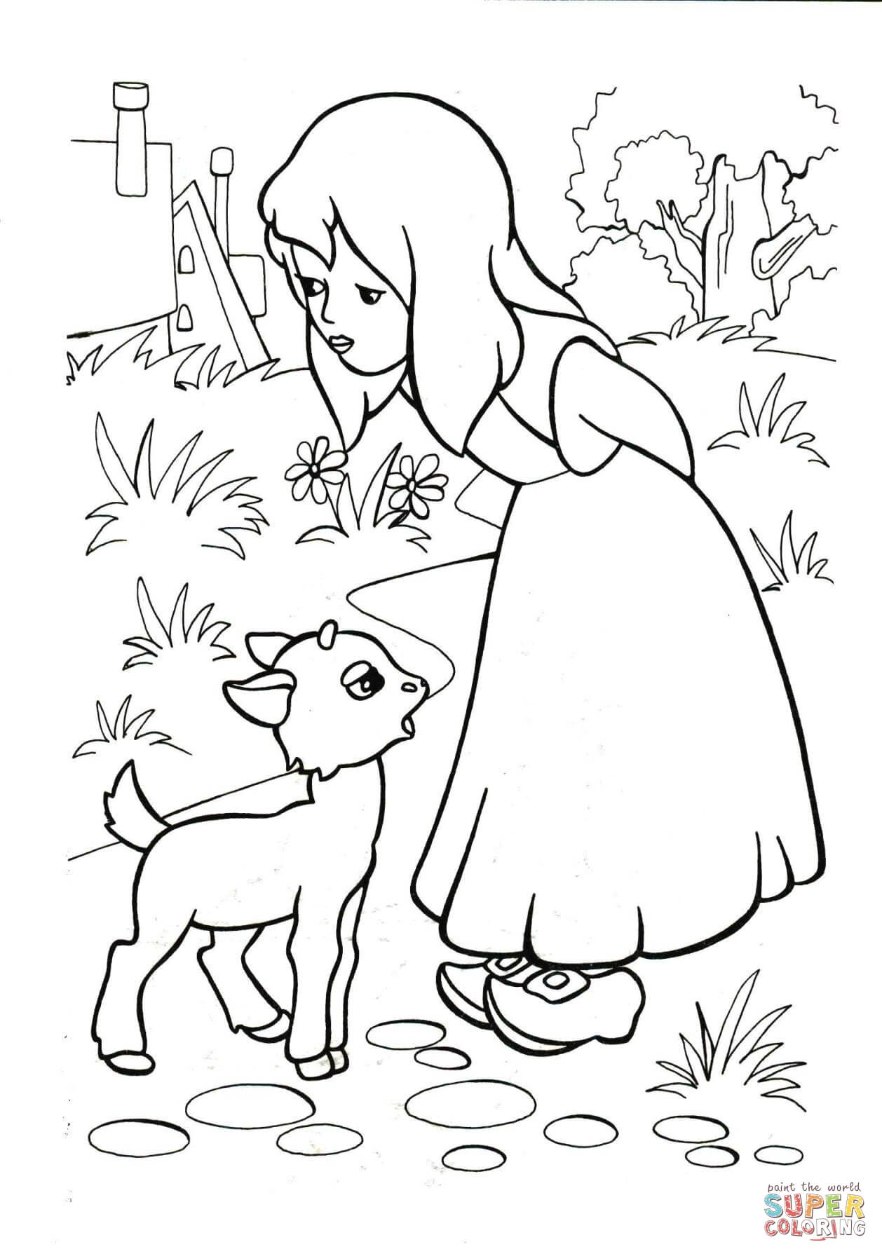 jesus lamb coloring page free christian pictures and jesus christ
