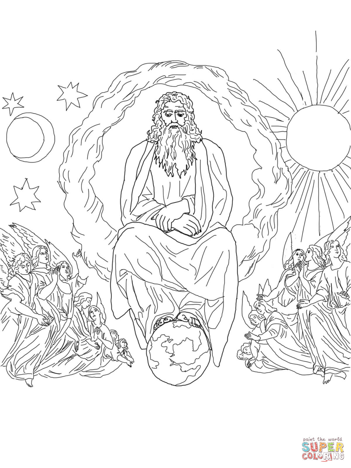 creation coloring pages day 1 creation coloring pages az coloring