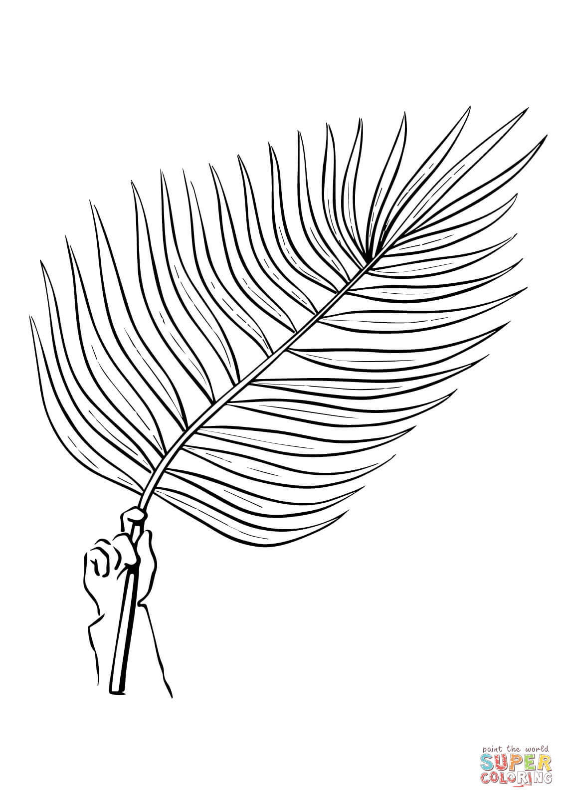 Palm Sunday - Bible Coloring Pages   Sunday school coloring pages ...   1600x1131