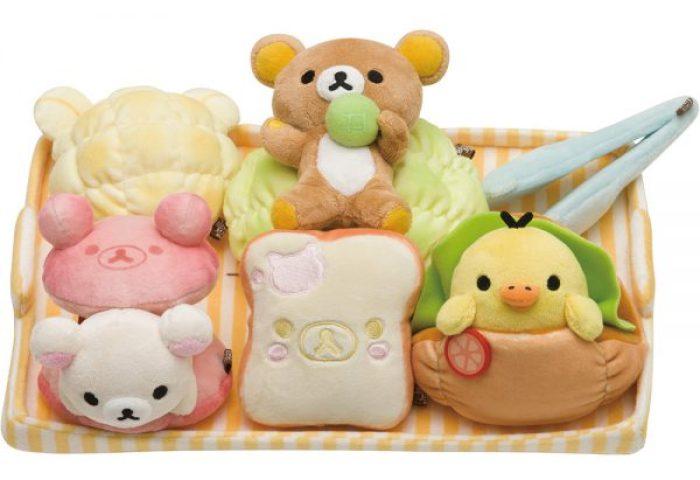 Rilakkuma Bakery Super Cute Kawaii