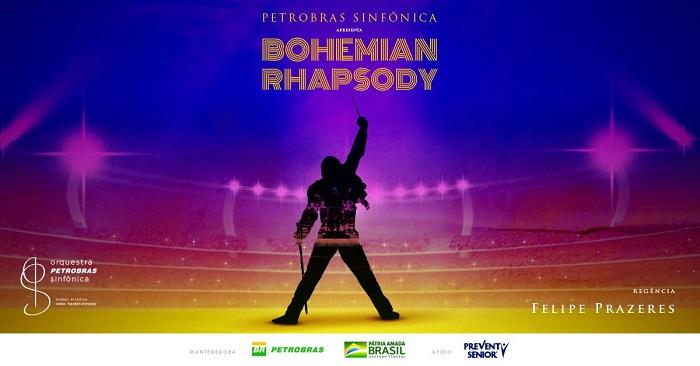 'Bohemian Rhapsody' no Allianz Parque Hall