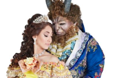 """""""A Bela e a Fera"""" Musical no Teatro Bradesco"""