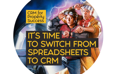 It's time to switch from spreadsheets to CRM