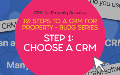 10 Steps to a CRM Blog Series