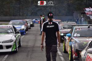 Largada da segunda etapa do Super Drift Brasil 2017