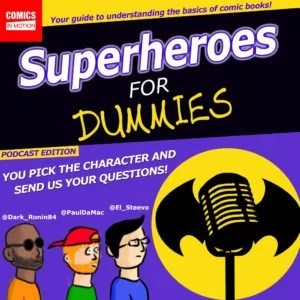 Superheroes For Dummies