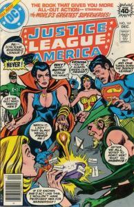 Justice League of America #161