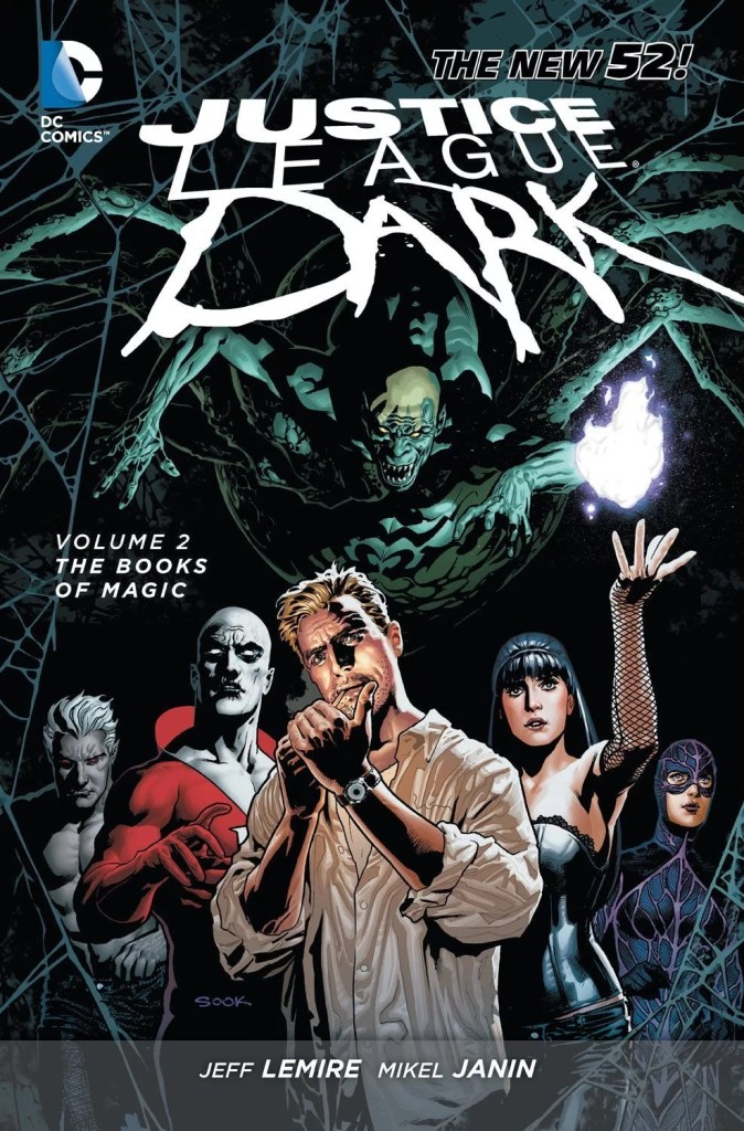 Justice League Dark Vol2