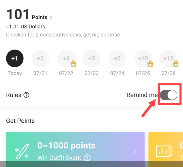 How to Get More SHEIN Points Easily & Quickly - Super Easy