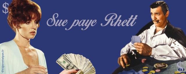 Sue paye rhett