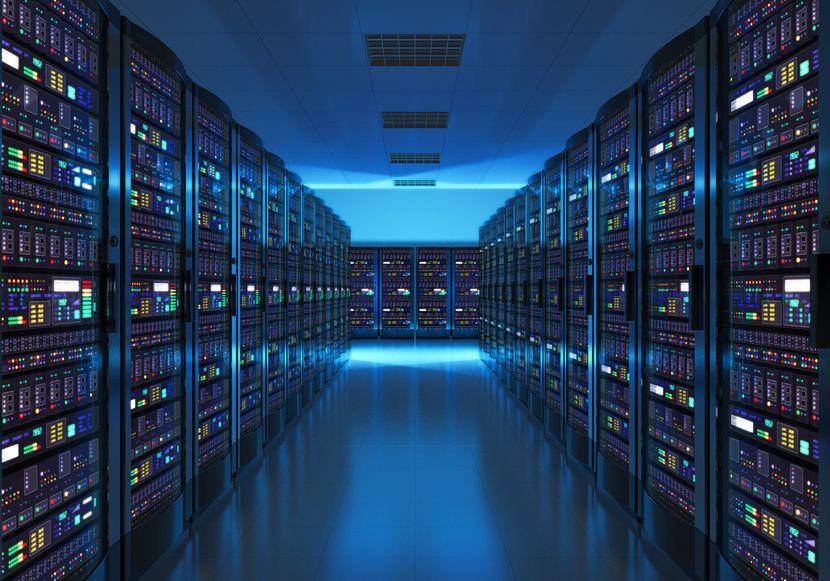 Web server farm
